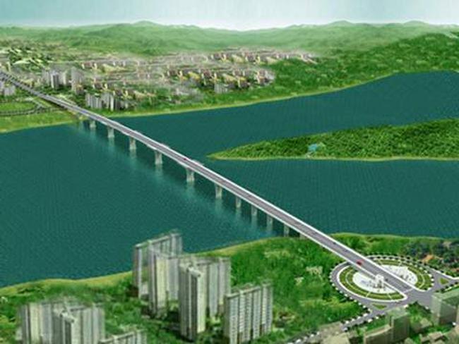 Chuyển đổi hình thức đầu tư xây cầu Thái Hà vượt sông Hồng