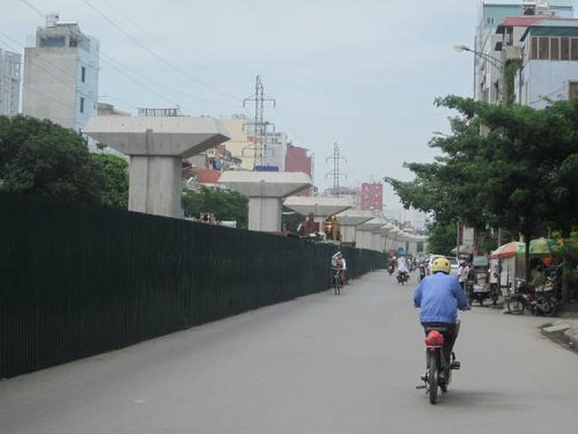 """Đường sắt Cát Linh – Hà Đông: """"Thúc"""" mặt bằng, tái định cư"""