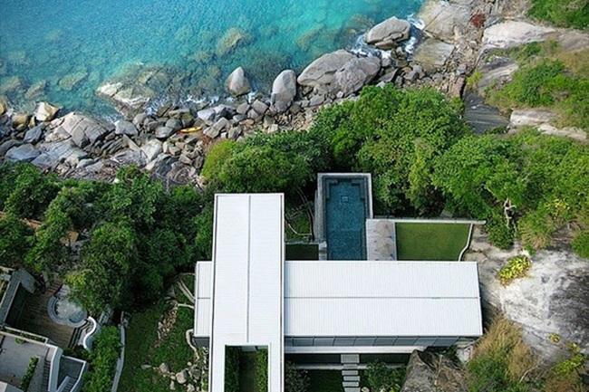Ngắm thiên đường nghỉ dưỡng Villa Amanzi tại Thái Lan