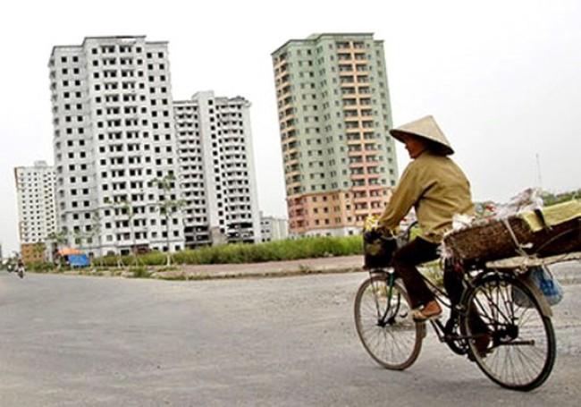 Hà Nội: Giá nhà thu nhập thấp quá cao