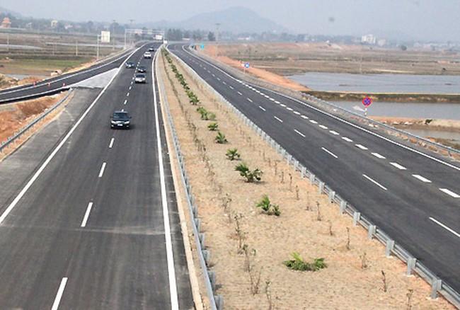 Xây tuyến cao tốc từ Ninh Bình đến Nghi Sơn