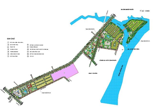 TP HCM: Thống nhất chủ trương điều chỉnh quy hoạch Khu dân cư đô thị Cát Lái