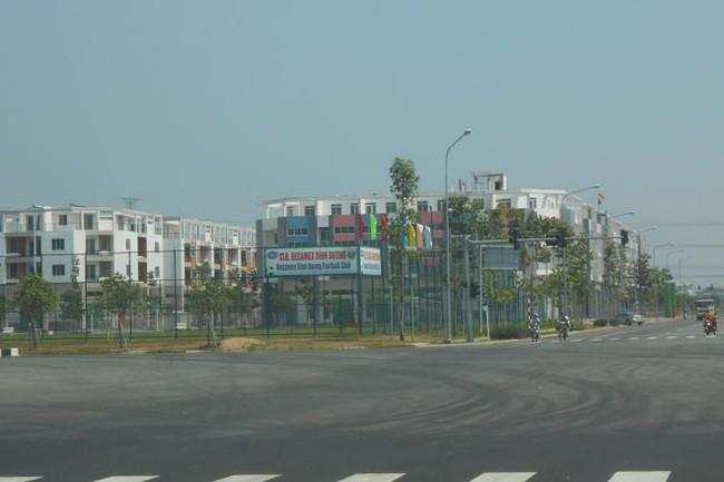BECAMEX IDC tạm ngừng chuyển nhượng đất cho dân