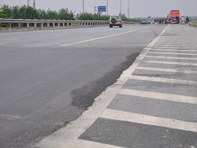 Đường cao tốc Cầu Giẽ- Ninh Bình: Đụng đâu sai đó