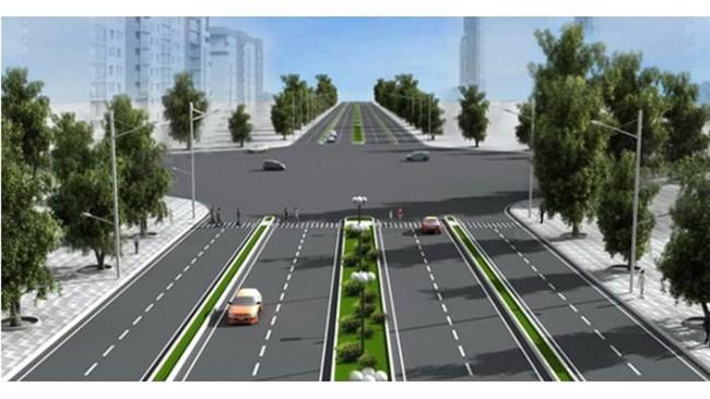 """Con đường làm """"mất giá"""" nhiều dự án bất động sản Tây Hà Nội"""