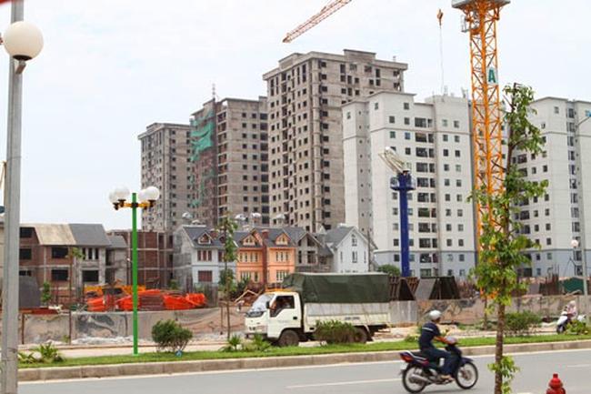 Bộ Xây dựng đề nghị Thủ tướng không cấp phép đầu tư dự án mới trong năm 2014