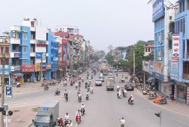 Hà Nội thu hồi hơn 1.000m2 đất mặt đường Trường Chinh