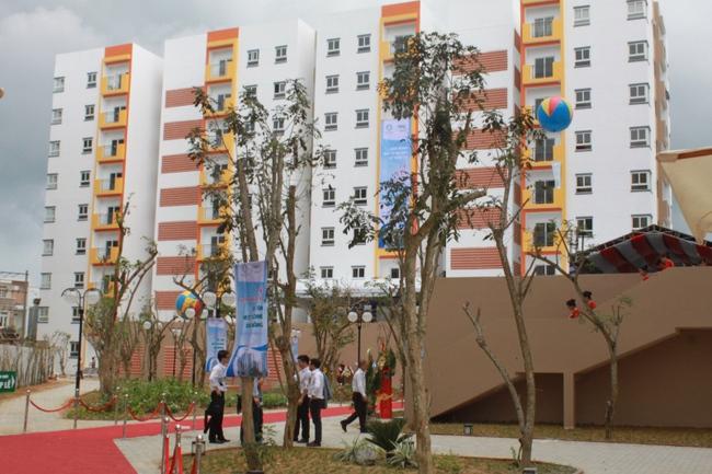 Đà Nẵng: Bàn giao căn hộ Dự án nhà xã hội Nest Home