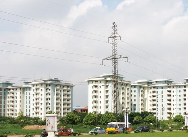Hà Nội thành lập tổ công tác kiểm tra nhà tái định cư