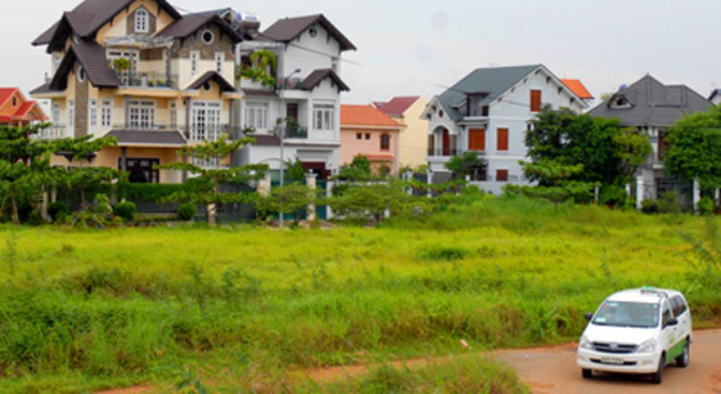 Hà Nội điều chỉnh hệ số K để thu tiền sử dụng đất vượt hạn mức