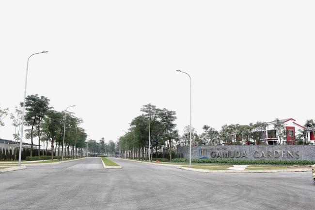 Bàn giao nhà dự án Gamuda Gardens