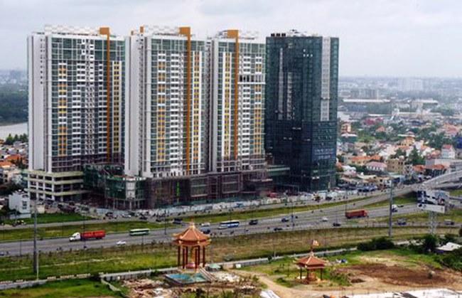 """TP HCM: Cơ sở hạ tầng """"giữ ấm"""" cho bất động sản"""