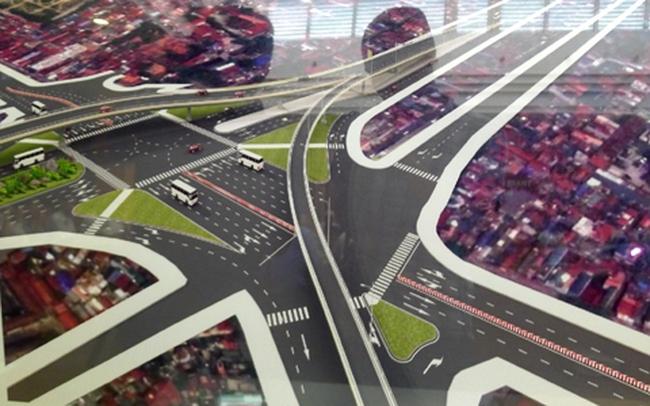 Gần 2.800 tỷ đồng mở đường phía Bắc cầu Long Biên theo hình thức BT