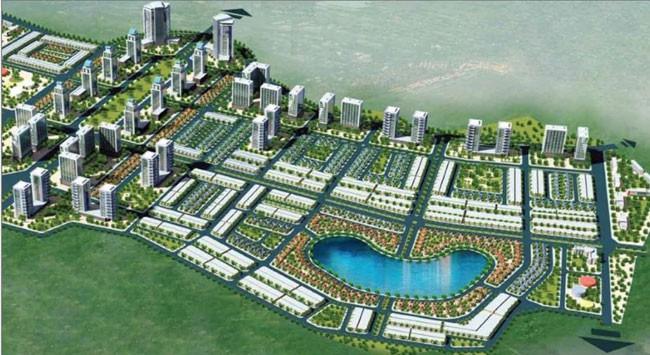 Bắc Từ Liêm sẽ có khu đô thị Tây Tựu quy mô 86 ha