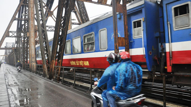 Nghiên cứu xây thêm tuyến đường sắt khổ 1m trên trục Bắc - Nam