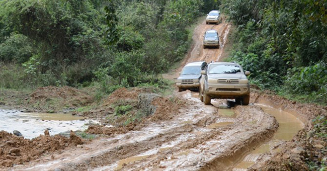 2,5 tỷ USD xây tuyến đường bộ nối thủ đô Hà Nội và Viêng Chăn
