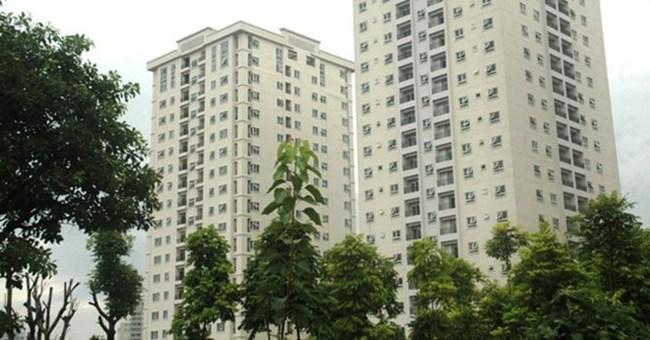 Hà Nội khống chế phí chung cư cao nhất 16.500 đồng/m2
