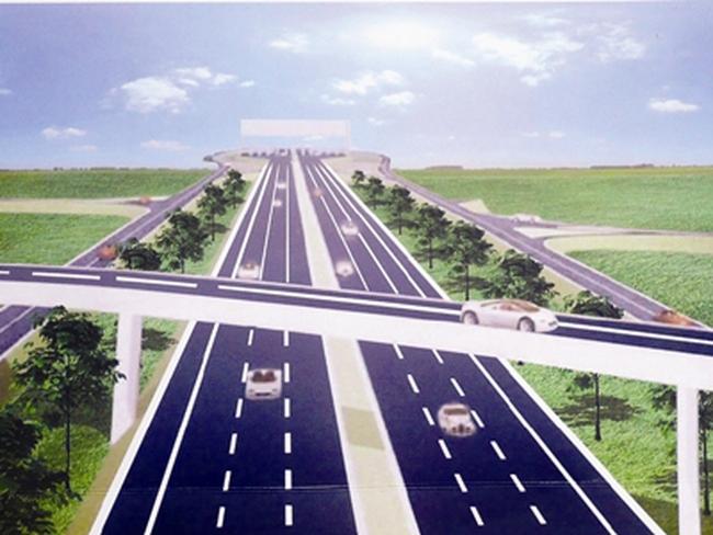 Sắp hoàn thiện Đồ án quy hoạch chi tiết xây dựng 2 bên tuyến đường Nhật Tân-Nội Bài