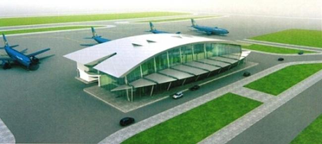 600 tỷ đồng xây dựng Cảng hàng không Thọ Xuân (Thanh Hóa)