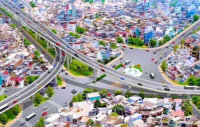 TP.HCM sẽ có hạ tầng hiện đại như các đô thị quốc tế