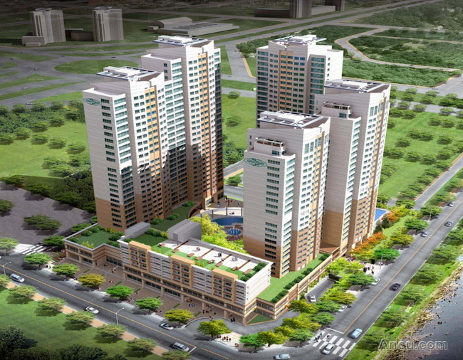 Quận 2 sắp có Khu tổ hợp nhà ở, thương mại hơn 9.000 m2