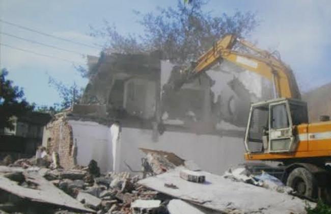 Hoàn tất cưỡng chế các công trình trái phép tại Khu đô thị Nam Trung Yên