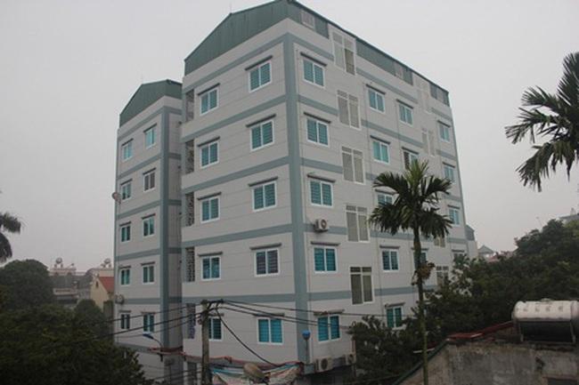 Nhà chung cư từ 5 tầng trở lên phải thẩm duyệt thiết kế phòng cháy, chữa cháy