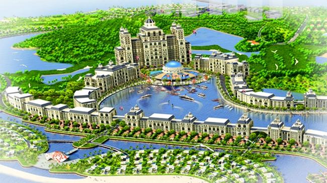 Sắp khánh thành cảng du thuyền nhân tạo lớn nhất Việt Nam