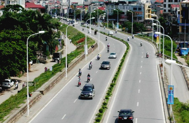 Hà Nội xây cầu vượt thép tại nút giao Phú Thượng