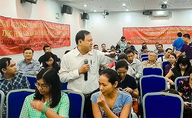 """Dự án hơn 1.110 tỷ đồng của PetroVietnam Landmark: Giữa đường """"gãy gánh"""""""