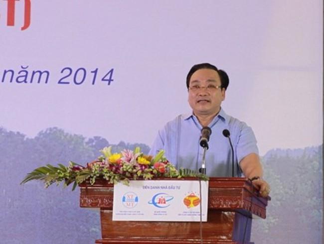 Khởi công đường nối Cảng hàng không Thọ Xuân với Khu kinh tế Nghi Sơn