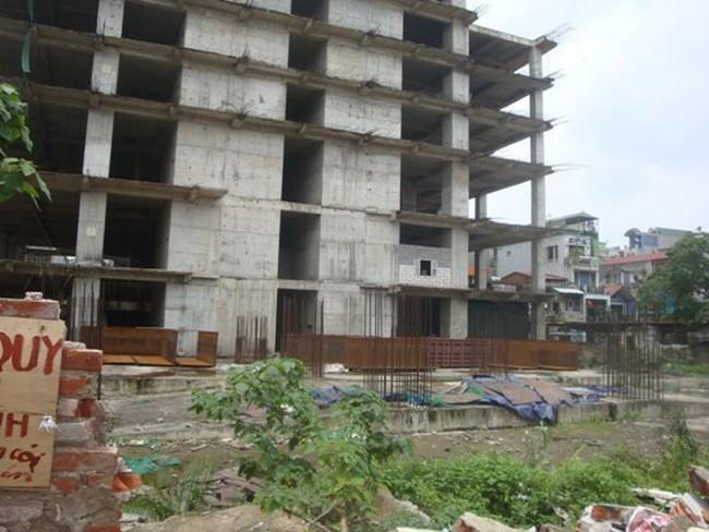 """Loạt dự án Bắc - Nam: Người mua nhà chi tiền tỷ, """"ôm""""… cục tức!"""