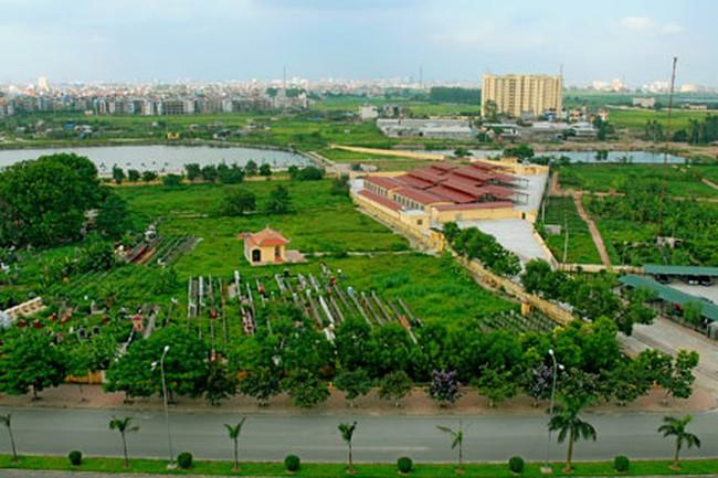 Hà Nội công bố hàng loạt quy hoạch