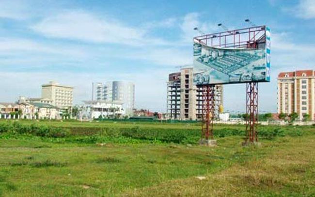 Đề xuất thu hồi các dự án nợ tiền sử dụng đất
