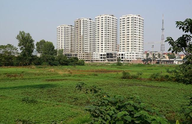 Hà Nội ưu tiên đầu tư vào các khu đô thị ngoại thành