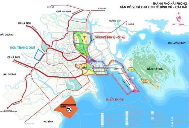 Hải Phòng quy hoạch đảo Cát Hải thành điểm du lịch lớn nhất cả nước