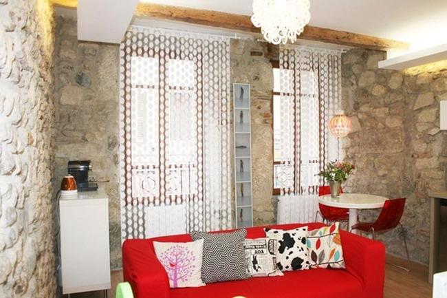 Mãn nhãn với  thiết kế căn hộ nhỏ 30m2 đẹp lộng lẫy