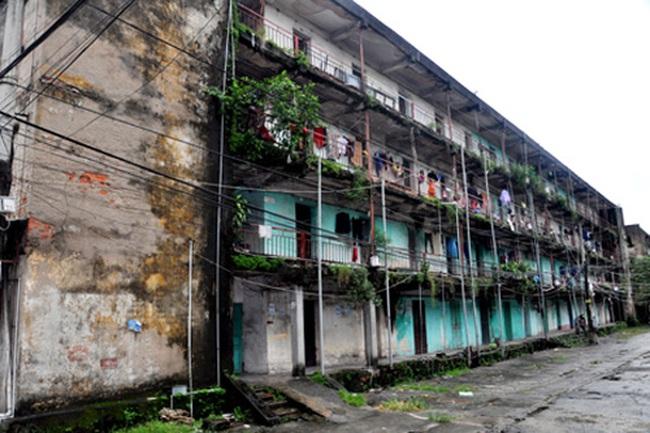 Hà Nội có hơn 1.500 nhà chung cư cũ