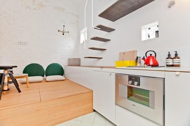 """Choáng với căn hộ chưa đầy 18m2 được bán với giá """"chát"""" nhất thế giới"""