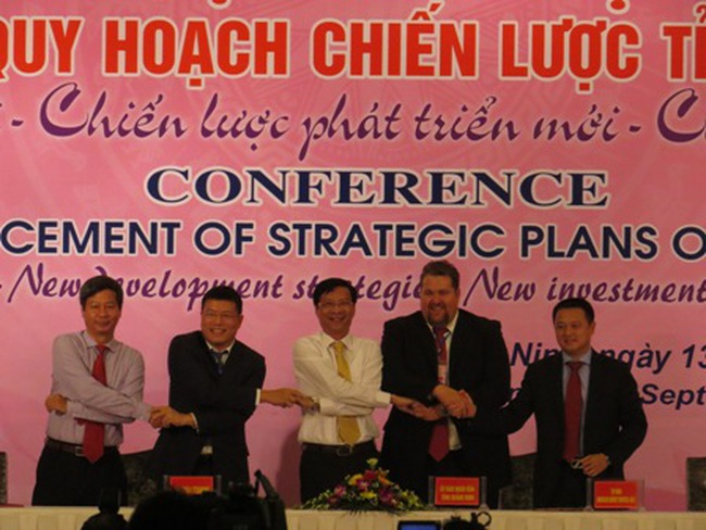 Quảng Ninh cấp 5 giấy phép cho 5 dự án trọng điểm