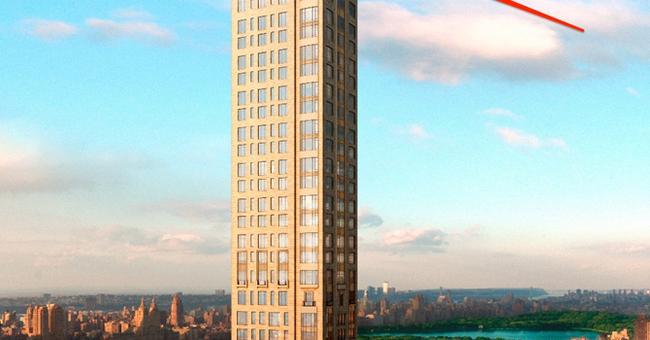 Căn hộ đắt nhất New York có giá 130 triệu USD