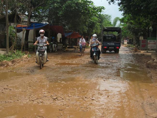 Hà Nội đầu tư gần 200 tỷ đồng nâng cấp hơn 8km tuyến đường 35