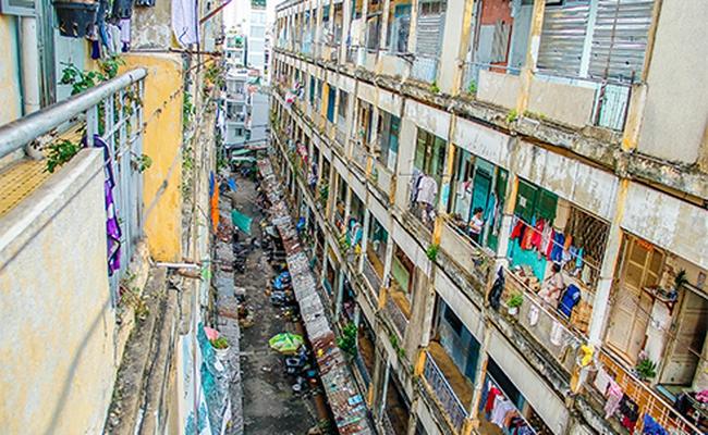 TP.HCM: Những chung cư sống lay lắt