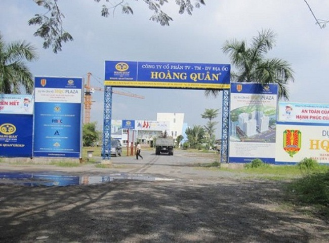 Hoàng Quân mua dự án chung cư và khu biệt thự tại quận 2
