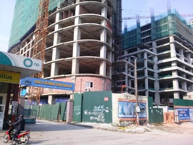 Tiến độ loạt dự án chung cư giá rẻ tại Hà Đông (Phần 1)