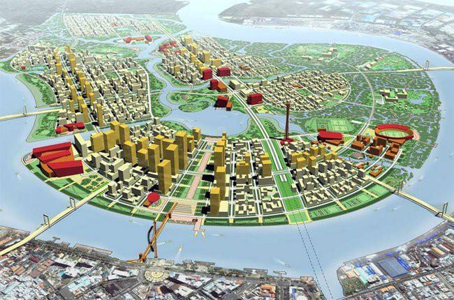 TPHCM: Bảng giá đất năm 2014 không tăng