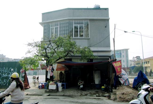 Hà Nội: Lộ nhà 4 mặt tiền ở Xã Đàn - Hoàng Cầu trước ngày thông xe