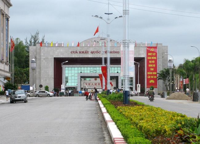 Phê duyệt Quy hoạch khu kinh tế cửa khẩu Móng Cái