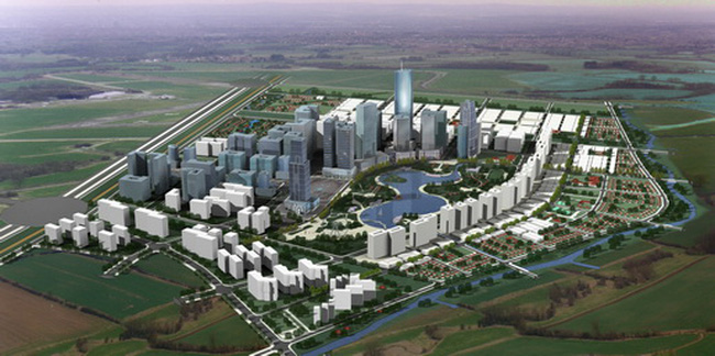 TP.HCM: Tìm chủ đầu tư Khu trung tâm dân cư Tân Tạo