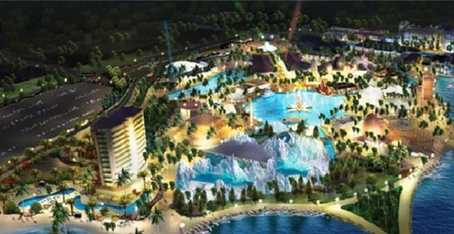 Công viên châu Á ở Đà Nẵng sẽ hoạt động năm 2014